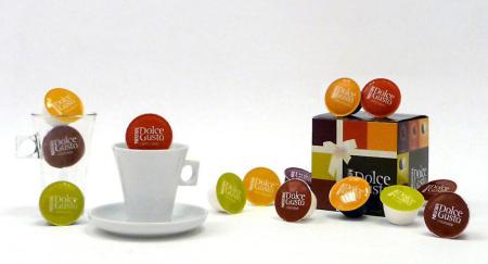 Dolce Gusto Kaffeekapseln aus Schwerin.