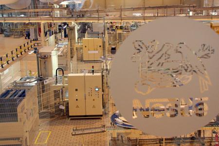 Blick in die Fertigung des Nestlé Dolce Gusto Werkes in Girona / Spanien.