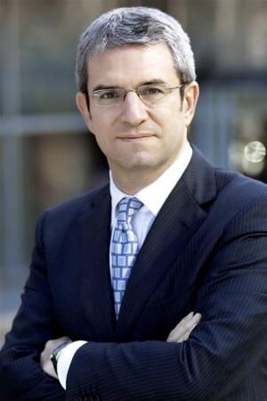 Laurent Freixe / Nestlé Vize CEO / Vevey CH