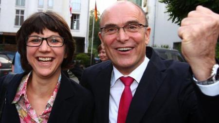 Britta Sellering, Erwin Sellering / Ministerpräsident M-V