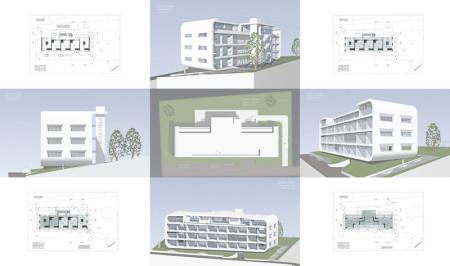 Appartementhaus Dübendorf Überlandstrasse