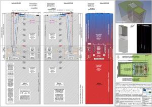 Atommüll-Endlager / ein Zeichnungssatz ändert der unseren Blick auf die Möglichkeiten der Stromerzeugung geändert hat.