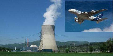 Hinweis A380 an Kommission Zwischenlager Bundestag Lagerung hoch radioaktiver Uran-IOD129-Zeitbomben