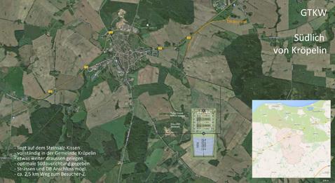 Hinweis an die Gemeinde Stadt Kröpelin - ergreift diese Gelegenheit bitte - Hinweis an die BRD, Hinweis an die Kommission Lagerung hrA