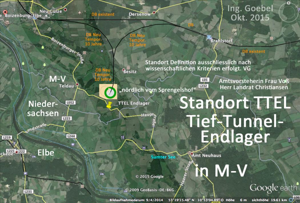 Hinweis an die Bevölkerung Amt Neuhaus und Boizenburg M-V