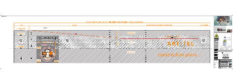 Asse Reste Tief-Tunnel End Lager im Diapier Möckow M-V BRD
