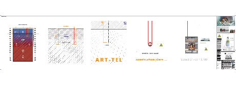 ART-TEL / Asse-Reste-Tief-Tunnel-End-Lager / Volumen Endlager / LLW, SMR / Salzkissen Möckow bei Karlsburg / M-V BRD
