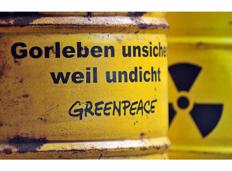 Greenpeace Gorleben