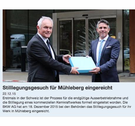 nur Deutschland und die Schweiz steigen aus der Kernenergie aus - können wir uns leisten