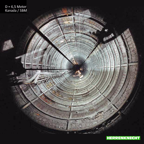 DBHD Deep Big Hole Disposal Switzerland Schweiz Endlager HAA HLW Bohrung Grossloch