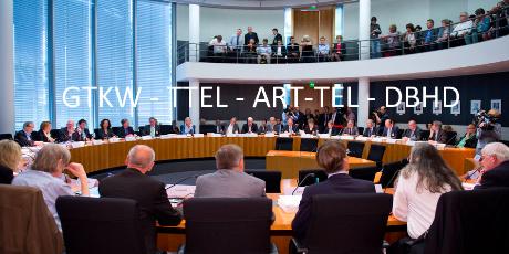 Kommission Endlagerung - Endlager Kommission Bundestag - Kommission Lagerung hoch radioaktiver Abfallstoffe