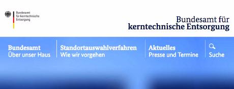 BFE Berlin Bundesamt für kerntechnische Entsorgung