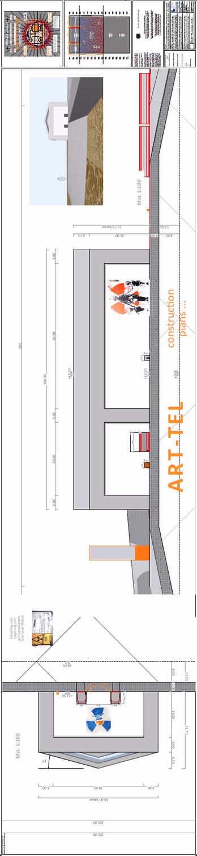 Endlager Atommüll ART-TEL 1.1 Moeckow