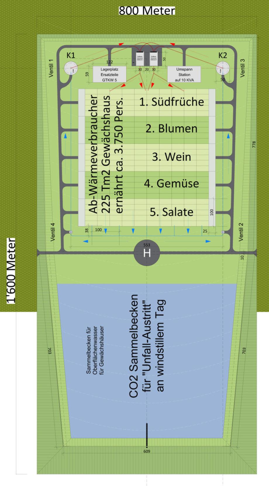 Endlager Atommüll Kuehlkasten_Sammelbecken_Turbinen_Gebaeude_Endlager_GTKW_5.3_suedlich_Kroepelin_M-V_BRD_Ing_Goebel