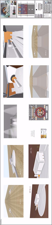 Endlager Atommüll ART-TEL 1.1 Schnitt Endlager Moeckow M-V BRD Schnitte