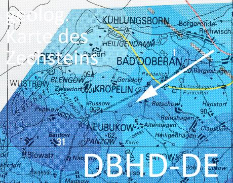 DBHD-DE Endlager HLW BRD südlich Kröpelin Kommission Endlager Bundestag