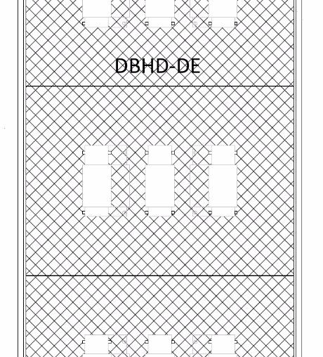 DBHD Beton Pellet mit eingegossenen Castoren ...