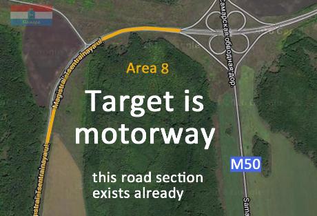 Samara motorway in and out - New City Road Karl-Marx Avenue----- Предварительный проект дорог в центре Самары