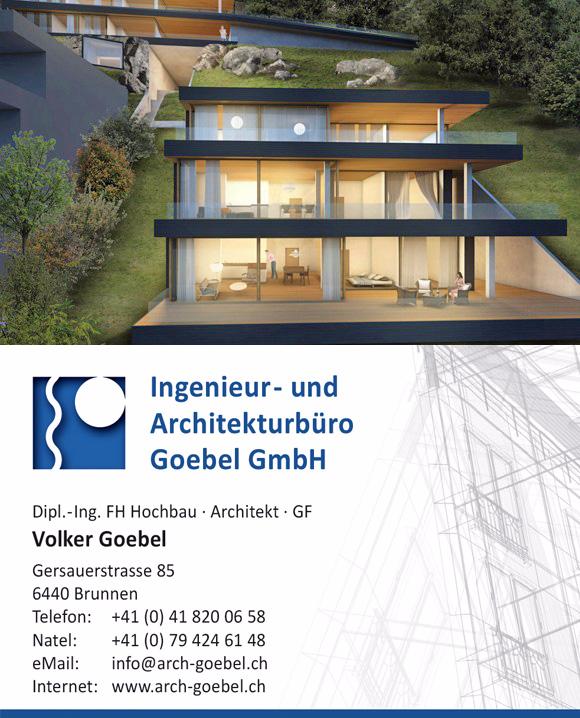 Wohnungsbau Schweiz Terrassenhäuser Architekt Goebel Bauen am Berg