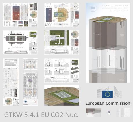 GTKW 5.4 - Endlager Deutschland mit CO2 Wärmetauscher BGE GmbH volker goebel architekt volker goebel dipl ing