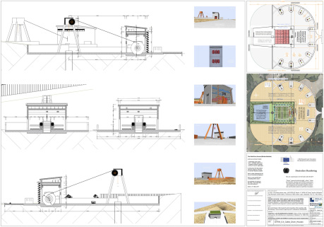 Cable Drum Houses GTKW - Winden-Häuser GTKW