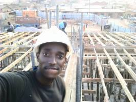 Richard Mugasho, Civil Engineer, Kampala, MGKB Director Family Houses