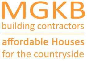 Logo MGKB building contractors Uganda
