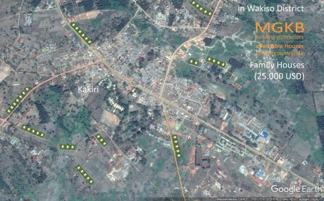 Kakiri / good land for Group Houses and Family Houses