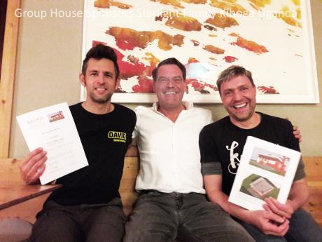 David P. Amrein, Volker Goebel Architect Dipl.-Ing., Dr. Frank Schubert