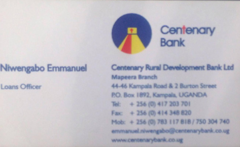 Housing Loans Centenary Uganda