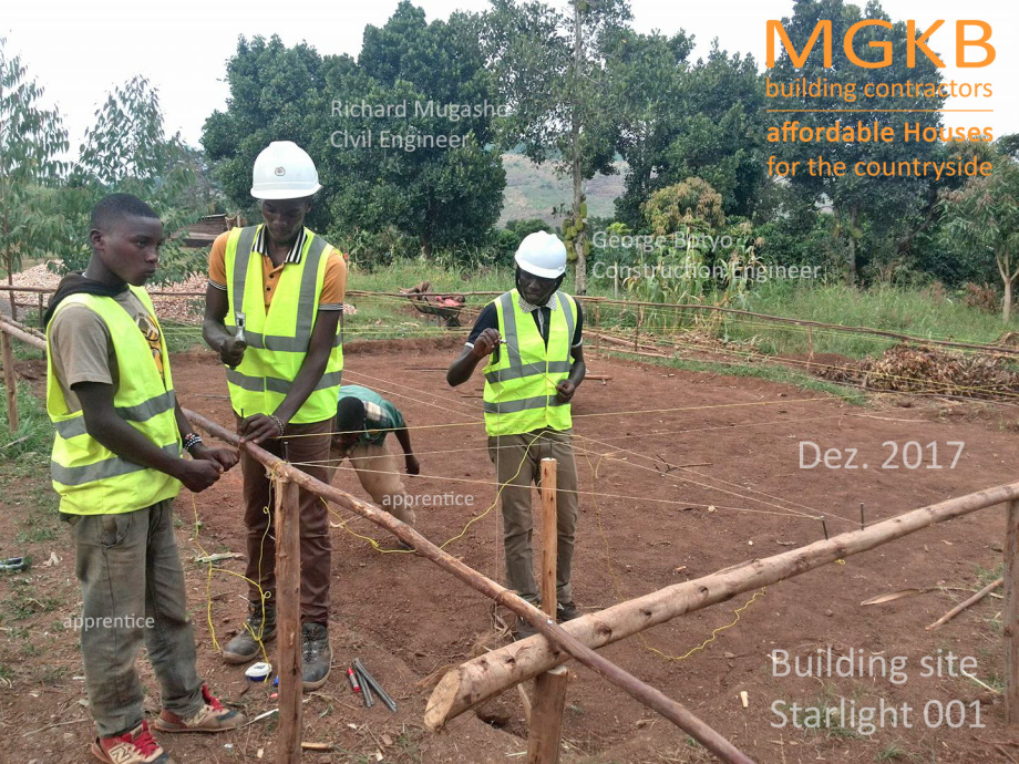 Building_Site_Group_House_started_MGKB_building_contractors_Ltd_Kiboga