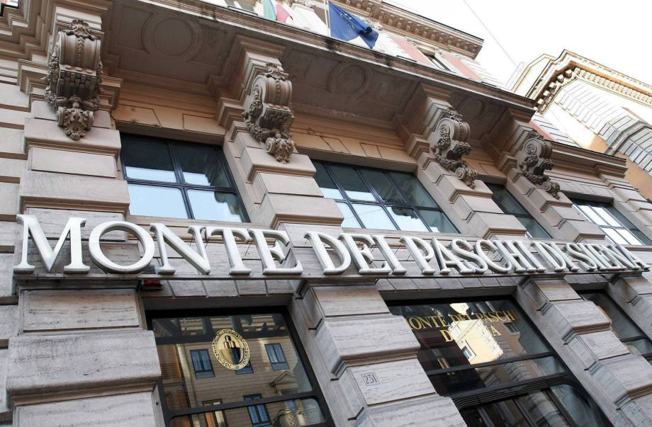 Bank Monte Dei Paschi di Siena ist PLEITE