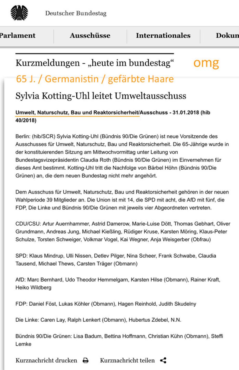 Kotzing-Uhl-Germanistin-die-sich-die-Haare-faerbt