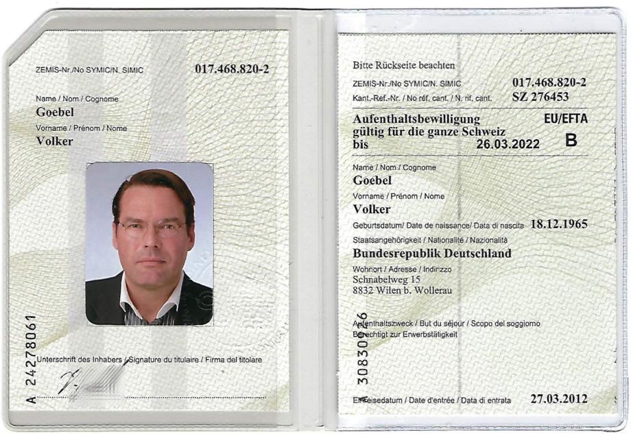 Habe den B-Ausweis nach Monaten endlich mit aktueller Adresse zurückerhalten - Danke.