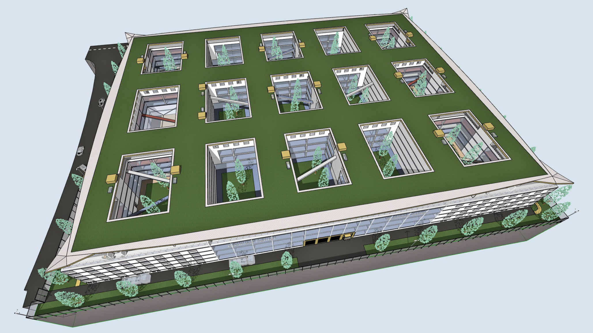 Pharma Business Center Switzerland for Sale - 50 % of 95.000 sqm