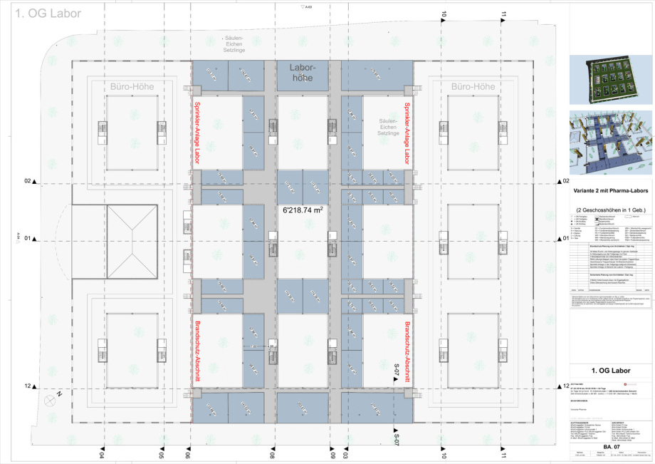 1. OG Labor_Pharma-Business-Center-Architekt-Volker-Goebel-Dipl.-Ing-Wilen-bei-Wollerau-6