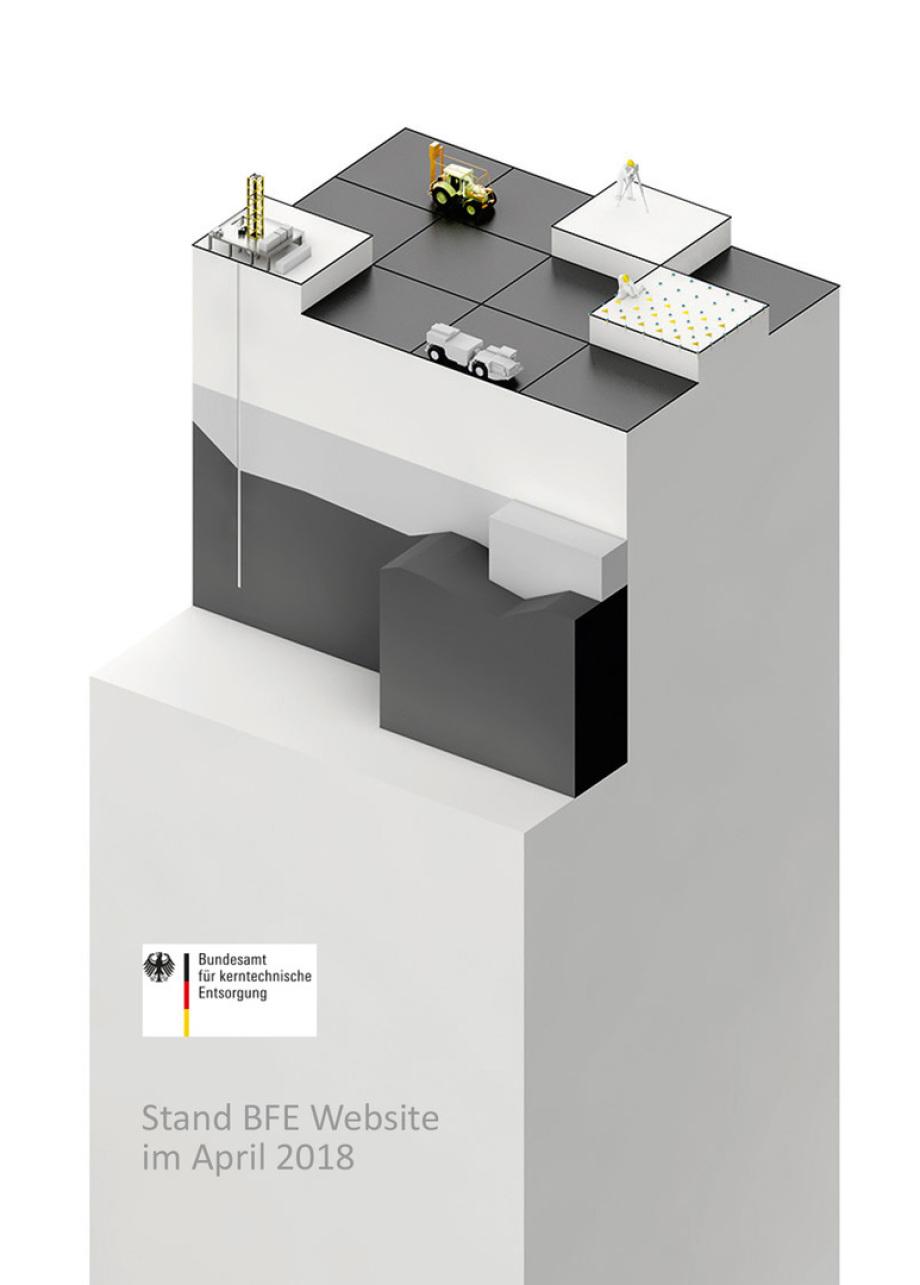 BFE Berlin spricht sich für HLW Lagerung in tiefen Gross-Bohrlöchern aus - Stand April 2018 - Volker Goebel