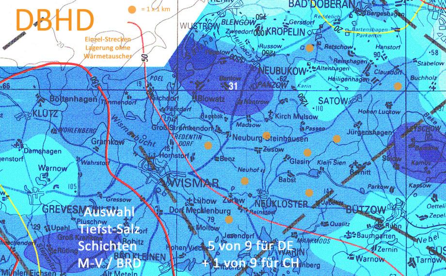 DBHD Endlager Standorte Mecklenburg-Vorpommern - Atommüll Endlager südl_Kröpelin_Glasin_Retschow_Heiligenhagen_Züsow_Madsow_  Neuburg_Steinhausen_Jürgenshagen_Jabelitz_Bernitt_Babst