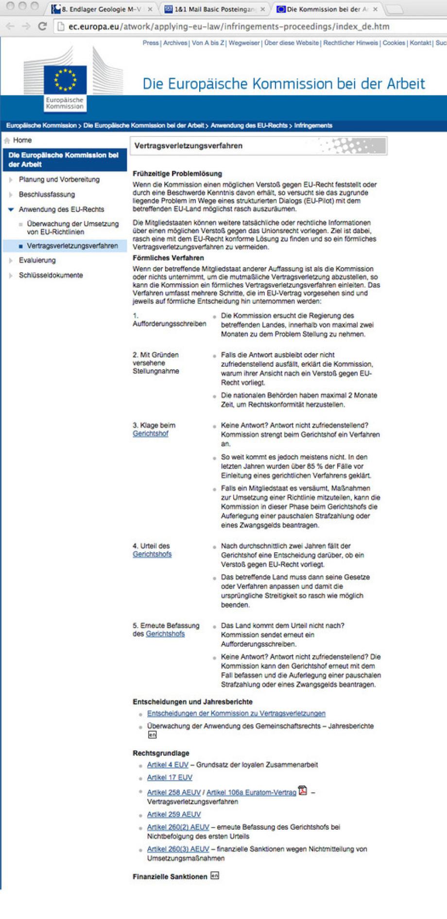 Vertrags-Verletzungs-Verfahren_BRD_Atommuell