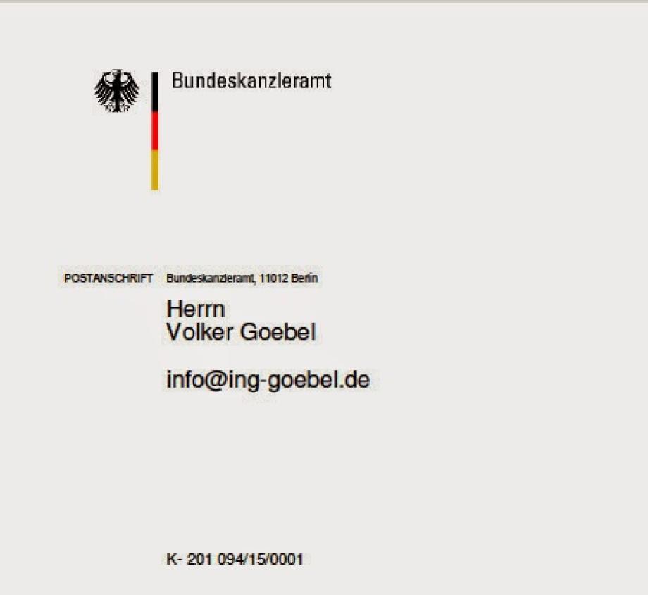 wg. Endlager - Bundeskanzleramt  in 11012 Berlin