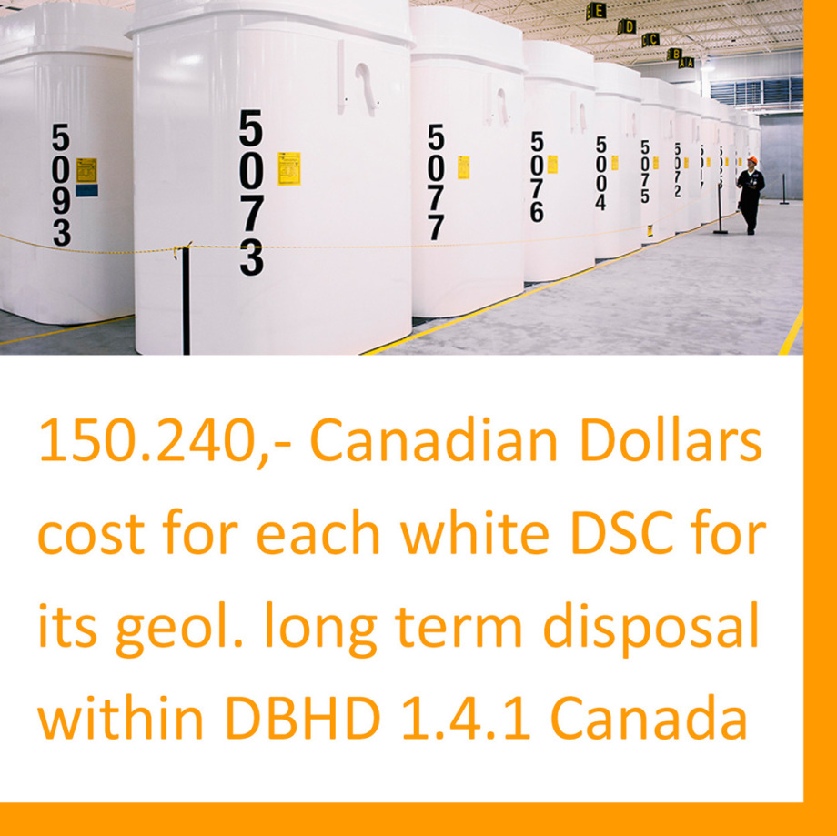 Actually 7.812 white Dry Storage Containers in Canada fully packed and welded tight