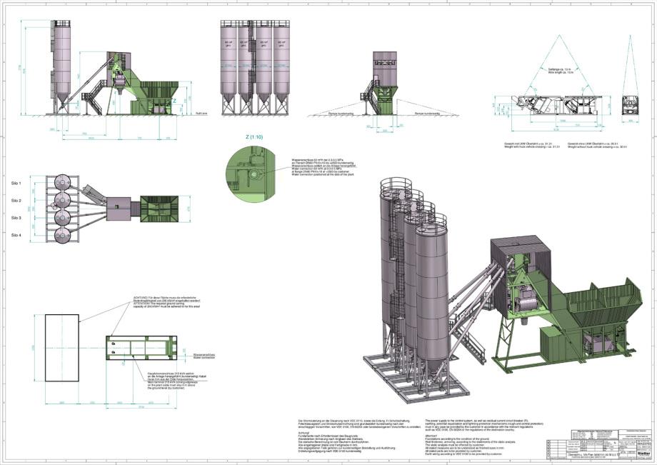 Vorschaubild_Techn.-Zeichnung_Beton-Mischanlage_110m3proStunde