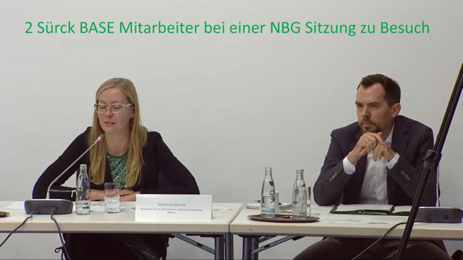 BASE - Beteiligungs-Verhinderer Janzel und Schwöbel