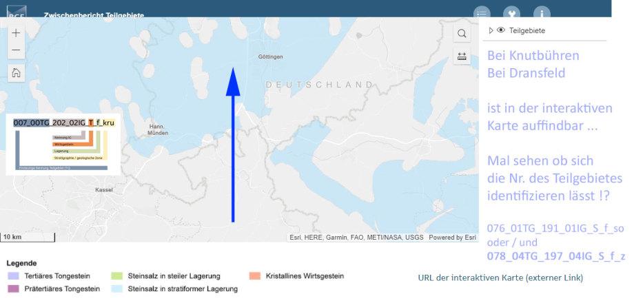 Knutbühren_Dransfeld_in_BGE_Karte