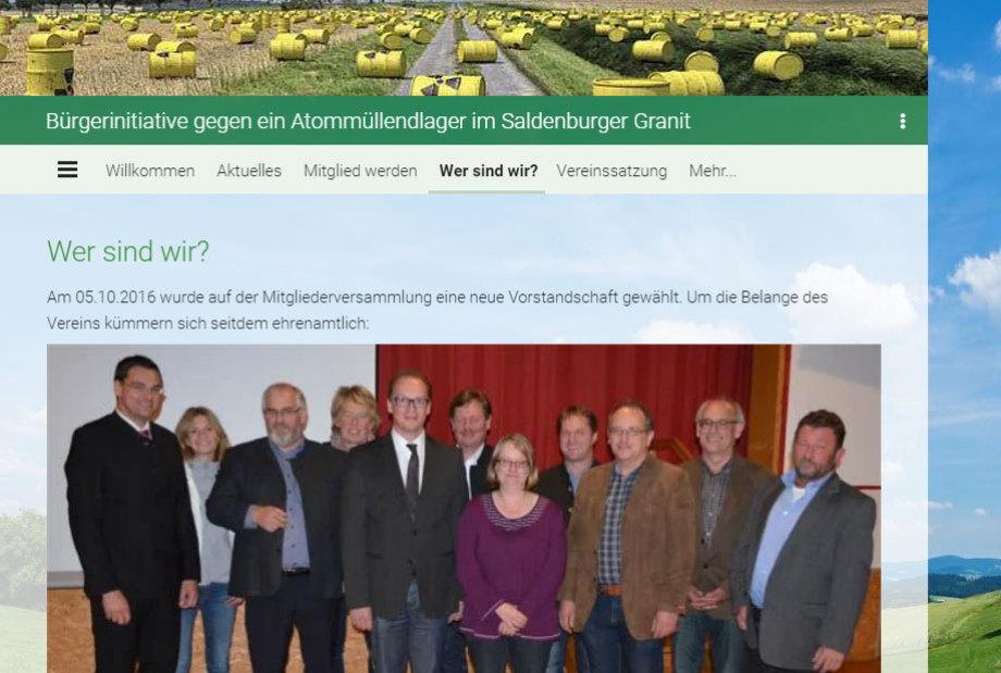 BI_Saldenburger_Granit_Bürgerinitiative gegen Endlager