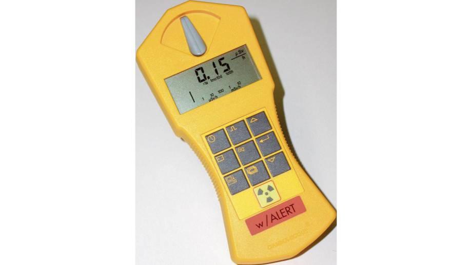 zusätzl. 1 Dosimeter - zusätzlich unabhängiges Atemgerät von Draeger