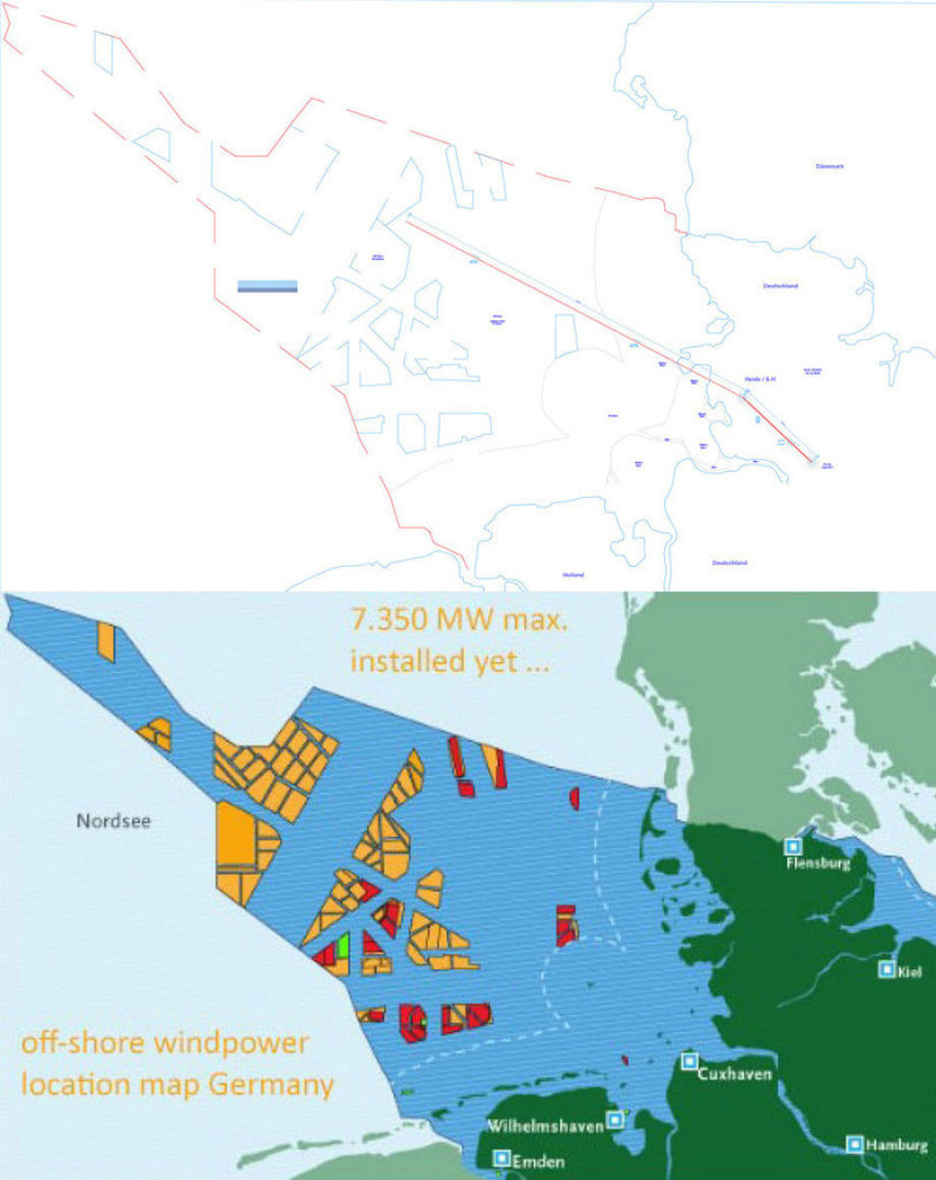 >>> Lageplan H2 Cluster Nordsee-Heide-Lägerdorf #Lagepan #Download #pdf