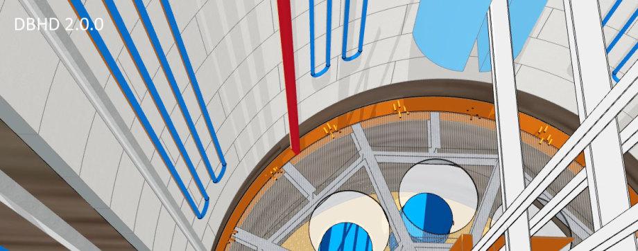 >>> Detail-Blick in den DBHE 2.0.0 Einlagerungs-Bereich - HLW Castor Endlager - Tonstein und Steinsalz - offenbar weltweit von Interesse - #DBHD #Welt #IAEA #Stress #Woche