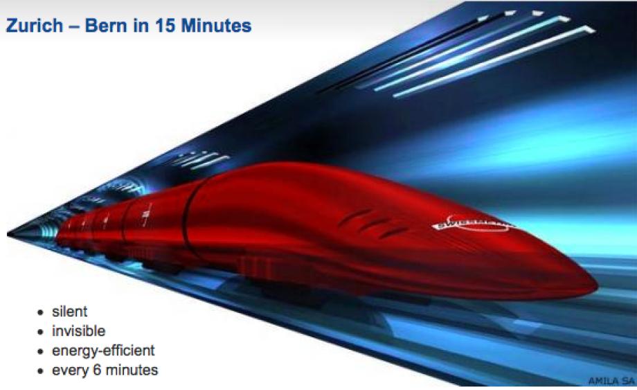 Leute per U-Bahn in die nächste Stadt fahren - Atomkraftwerk dazu zeichnen ? - SMR von TerraPower prüfen