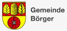 Wappen der Gemeinde Börger - Bild aus eigenem Foto